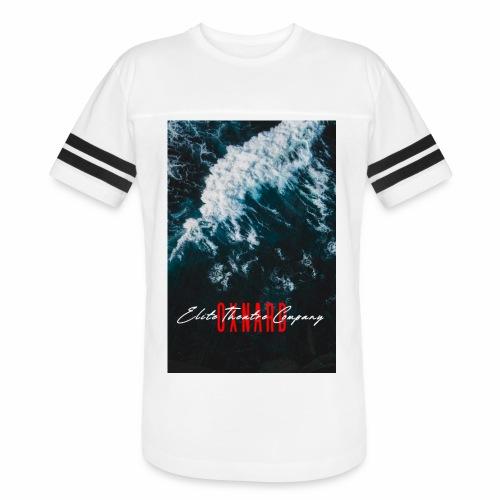 Oxnard Waves - Vintage Sport T-Shirt