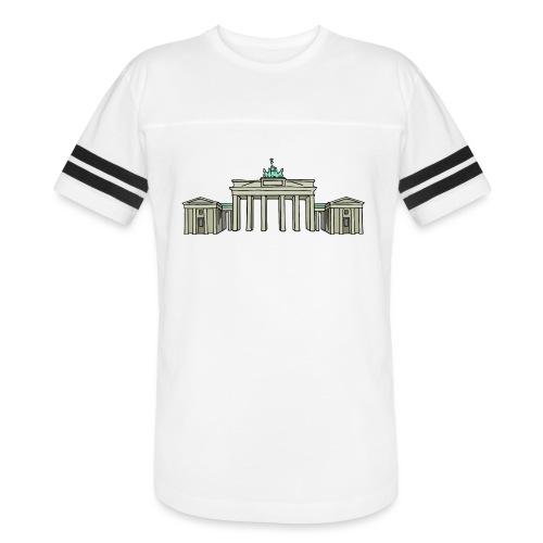 Brandenburg Gate Berlin - Vintage Sport T-Shirt