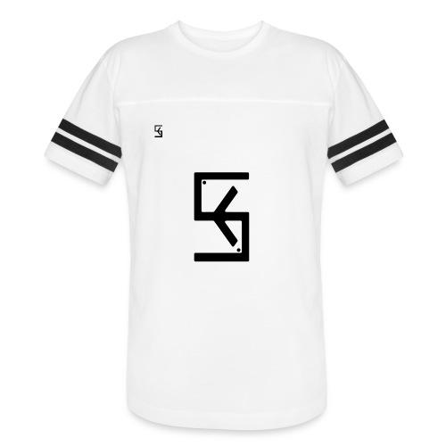 Soft Kore Logo Black - Vintage Sport T-Shirt