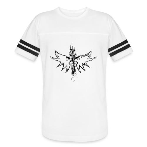 peace.love.good karma - Vintage Sport T-Shirt