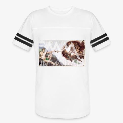 ADAMJOINT - Vintage Sport T-Shirt