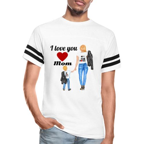 Mother's day gift from daughter, Mother's Day Gift - Vintage Sport T-Shirt