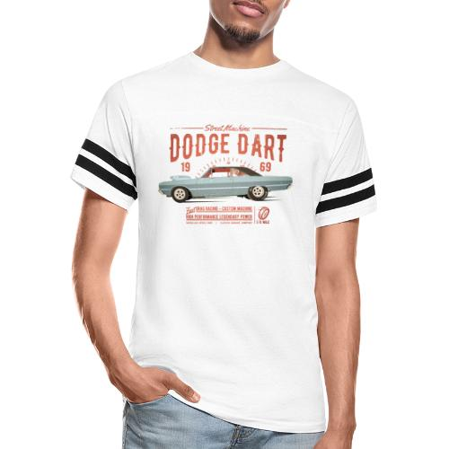Dodge Dart Dragster Street Machine 1969 - Vintage Sports T-Shirt