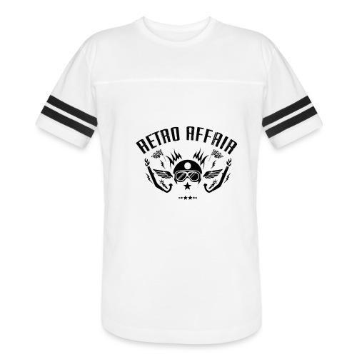 Retro Pipes - Vintage Sports T-Shirt