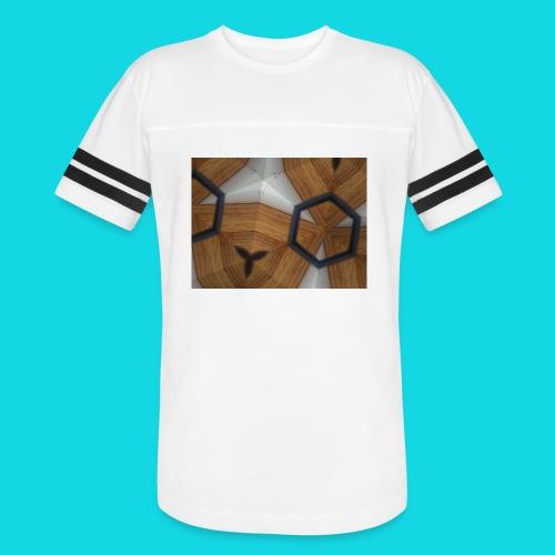Kaleidoscope - Vintage Sports T-Shirt