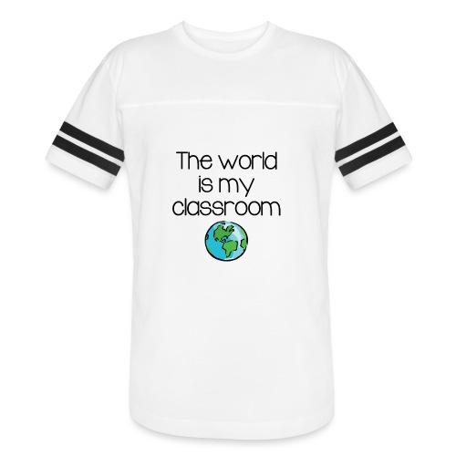 World Classroom - Vintage Sport T-Shirt