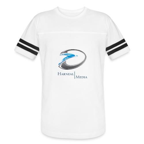 Harneal Media Logo Products - Vintage Sport T-Shirt
