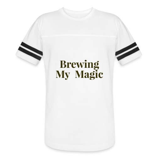 Brewing My Magic Women's Tee - Vintage Sport T-Shirt