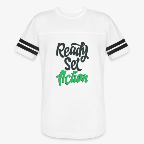 Ready.Set.Action! - Vintage Sport T-Shirt