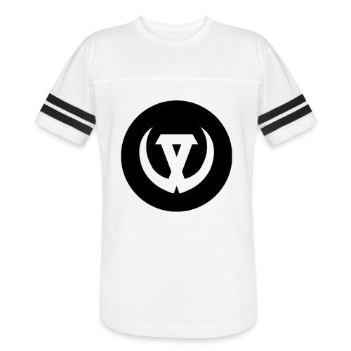 Symbol of Warriors - Vintage Sports T-Shirt