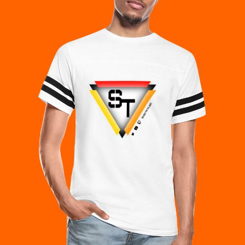SarinTal Logo - Vintage Sports T-Shirt