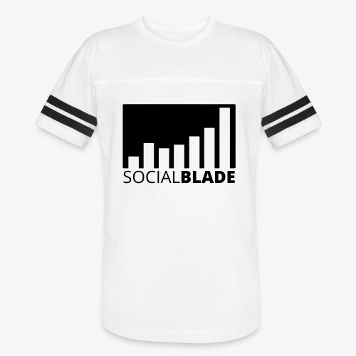 SB Blackout Logo - Vintage Sport T-Shirt