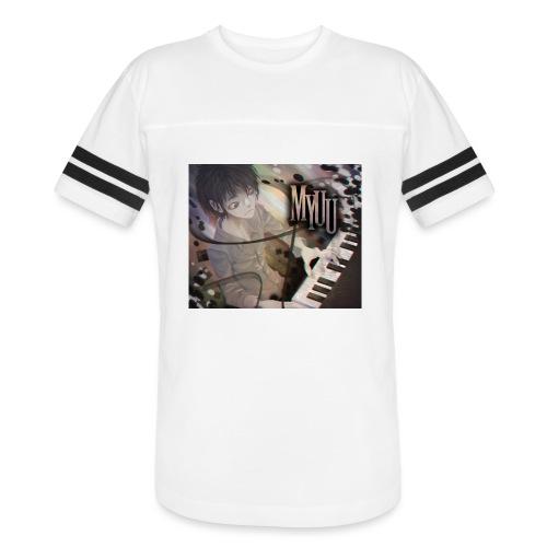 Dark Piano 1 - Vintage Sport T-Shirt