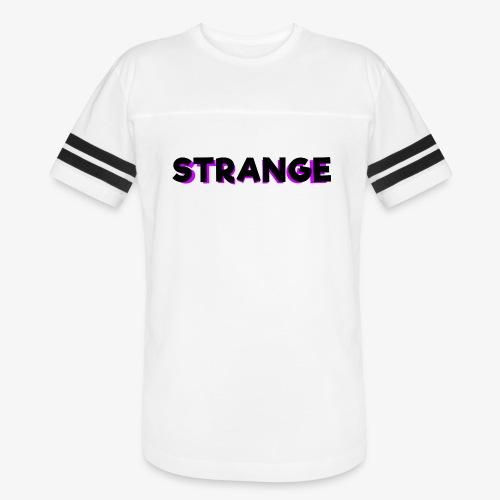 Strange Logo - Vintage Sport T-Shirt