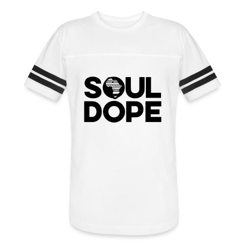 souldope Black Logo - Vintage Sport T-Shirt