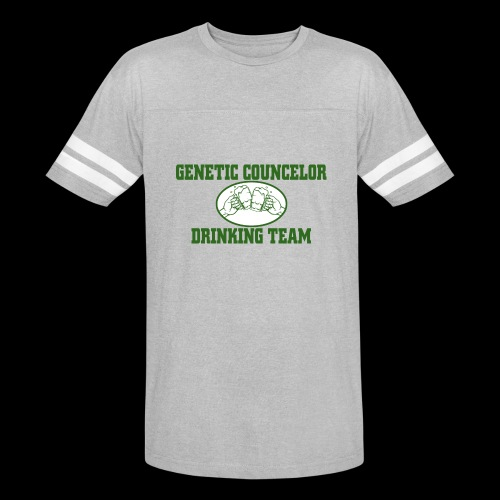 genetic counselor drinking team - Vintage Sport T-Shirt