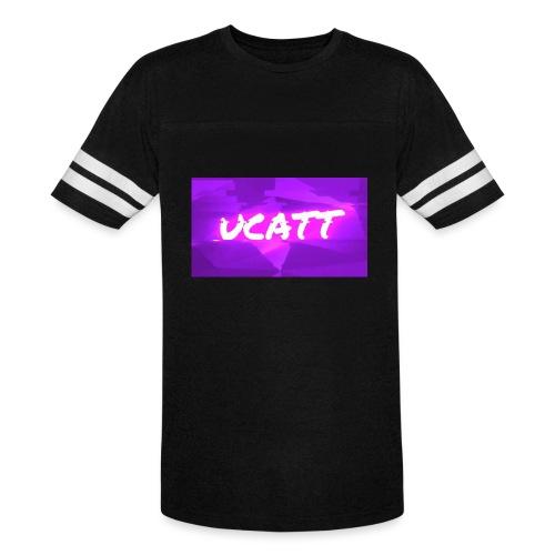 UCATT Logo - Vintage Sport T-Shirt