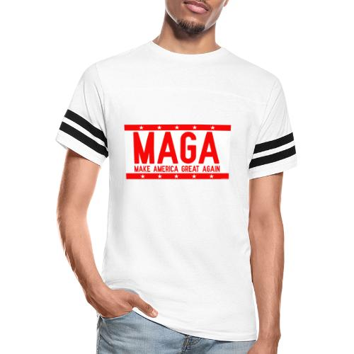 MAGA - Vintage Sport T-Shirt