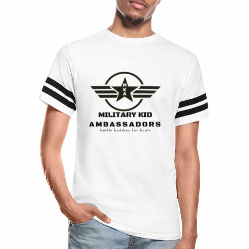 Military Kid Ambassador - Vintage Sport T-Shirt