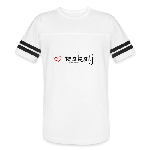 I love Rakalj - Vintage Sport T-Shirt