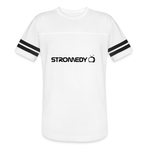 White Stromedy T-Shirt - Vintage Sport T-Shirt