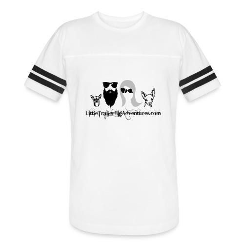 LTBA Heads Logo - Vintage Sport T-Shirt
