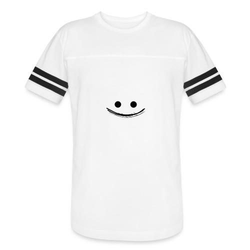 Smile - Vintage Sport T-Shirt
