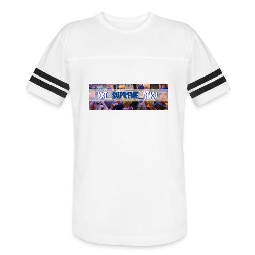 XXI SUPREME GOKU LOGO 2 - Vintage Sport T-Shirt