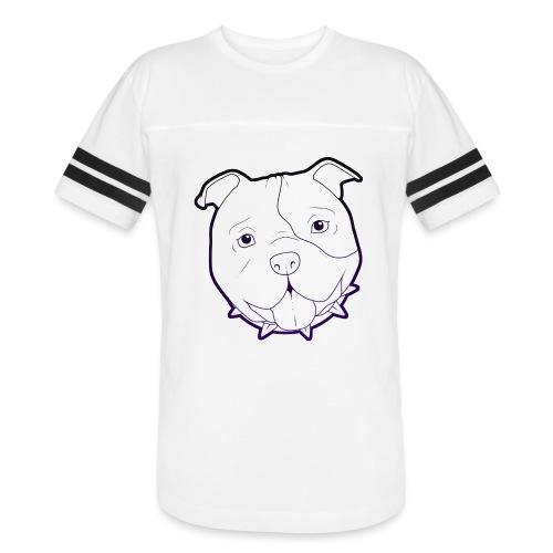 Pit Tee Outline alt. - Vintage Sport T-Shirt