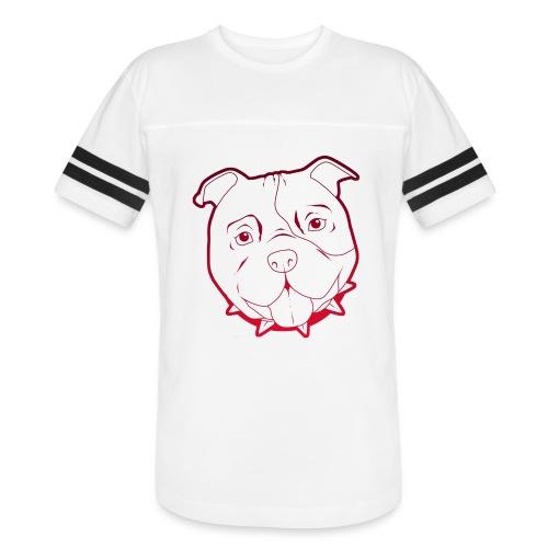 Pit Tee Outline - Vintage Sport T-Shirt