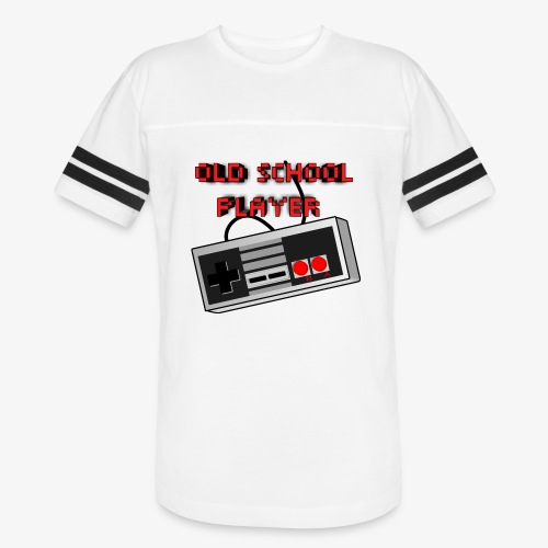 Old School Player - Vintage Sport T-Shirt