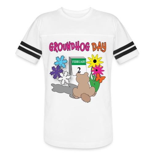 Groundhog Day Dilemma - Vintage Sport T-Shirt