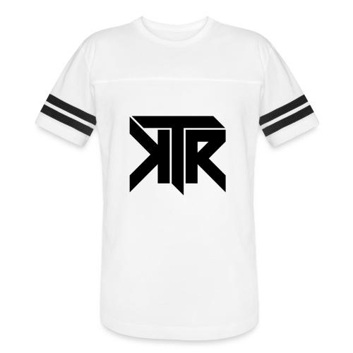 KTR Logo Black - Vintage Sport T-Shirt