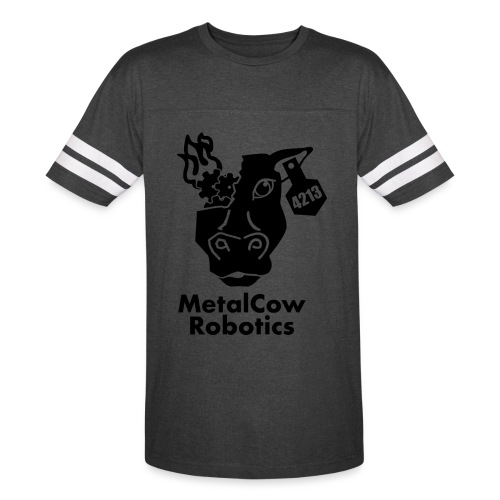 MetalCow Solid - Vintage Sport T-Shirt