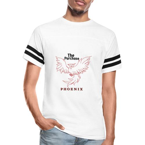Sketched Phoenix Logo - Vintage Sports T-Shirt