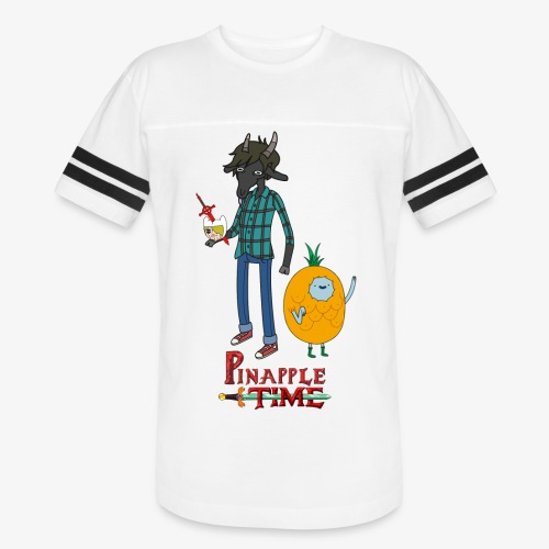 Pinapple Time Inside Joke T-Shirt - Vintage Sport T-Shirt