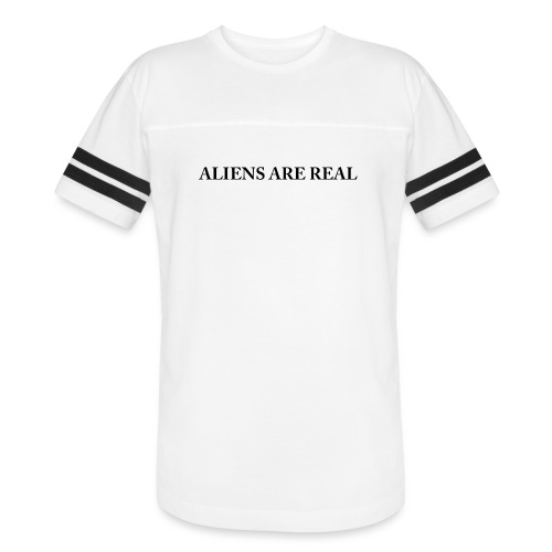 Aliens are Real - Vintage Sport T-Shirt