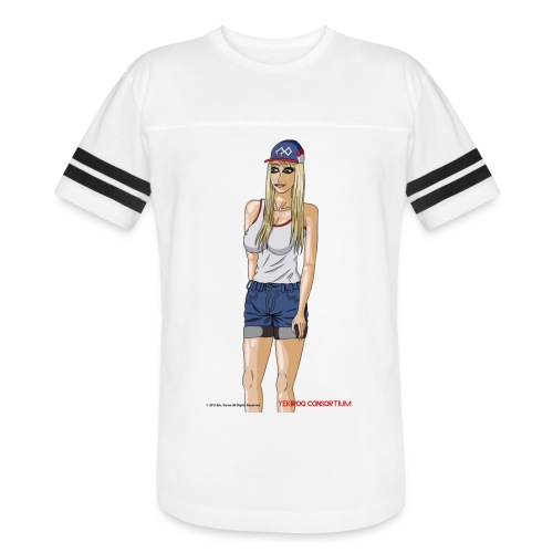 Gina Character Design - Vintage Sport T-Shirt
