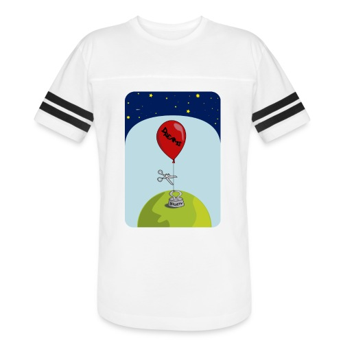 dreams balloon and society 2018 - Vintage Sport T-Shirt