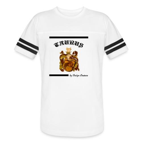 TAURUS BLACK - Vintage Sport T-Shirt