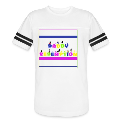 DADDY REDEMPTION T SHIRT TEMPLATE - Vintage Sport T-Shirt