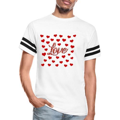 VALENTINES DAY GRAPHIC 3 - Vintage Sports T-Shirt