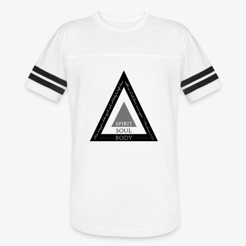 Spirit Soul Body - Vintage Sport T-Shirt