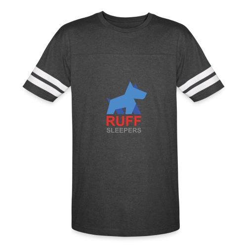 ruffsleepers logo 01 - Vintage Sport T-Shirt