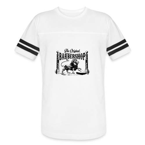The Original Barbershop - Vintage Sport T-Shirt