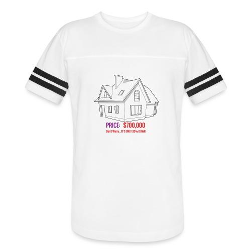 Fannie & Freddie Joke - Vintage Sport T-Shirt