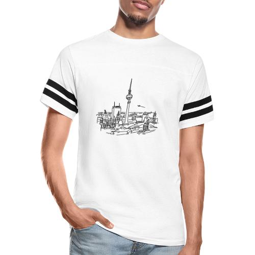 Panorama of Berlin - Vintage Sport T-Shirt