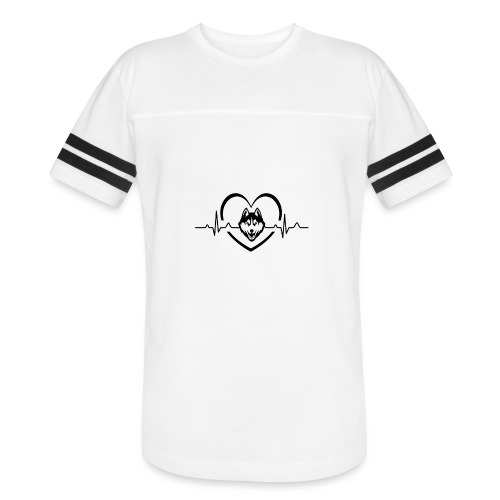 Love every beat for Husky T-Shirt - Vintage Sport T-Shirt