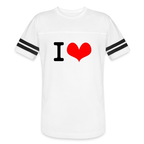 I Love what - Vintage Sport T-Shirt