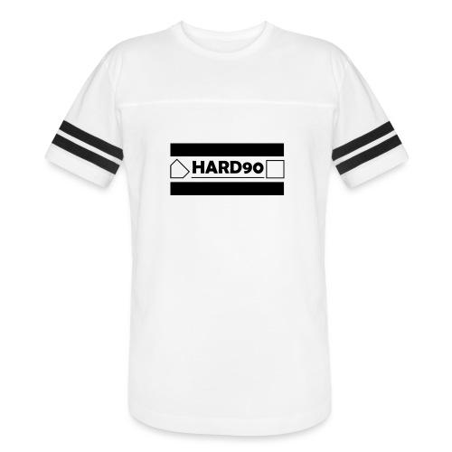 Hard 90 Logo - Vintage Sport T-Shirt